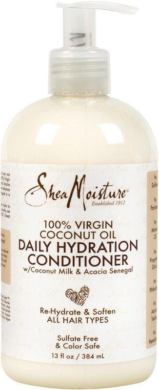 100% Virgin Coconut Oil Daily Hydration Conditioner - 13.0oz