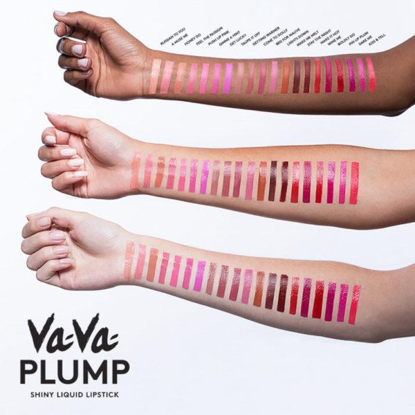 Va-Va-Plump Shiny Liquid Lipstick - eCosmetics: All Major