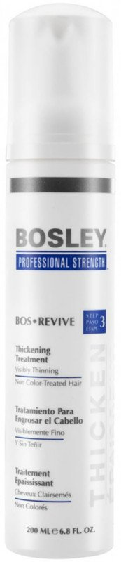 Bosley Pro Bosrevive Thickening Treatment For Non Color Treated Hair Ecosmetics All Major Brands Up To 50 Off Free Shipping 49
