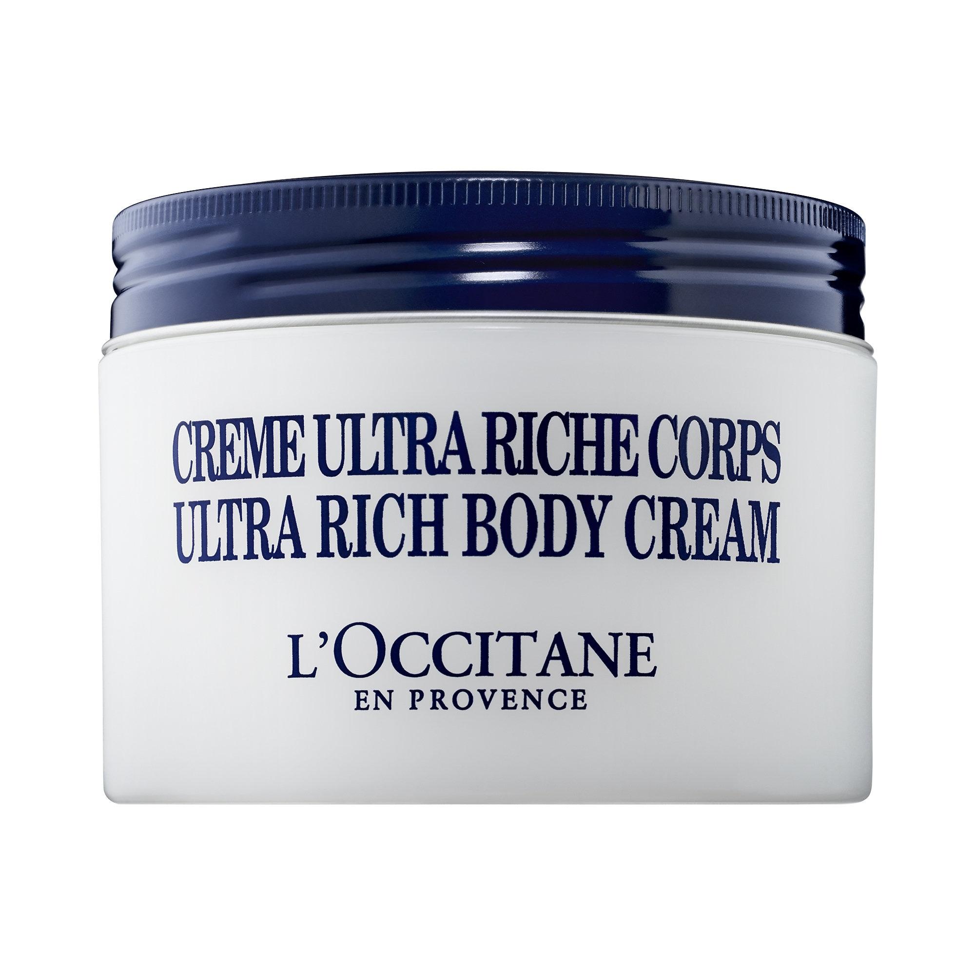 L'Occitane Ultra Light Shea Butter Hand Cream Archives