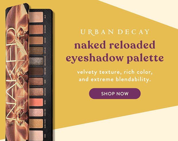 UrbanDecay Reloaded Eyeshadow