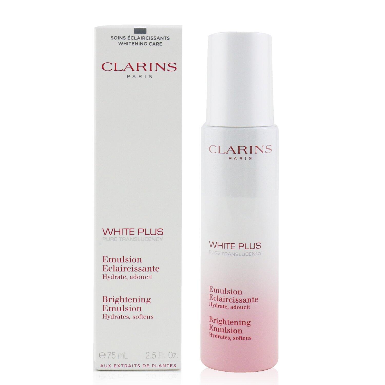 White Plus Pure Translucency Brightening Emulsion